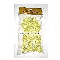 장식용색돌(노랑)